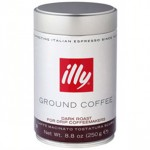 Ground Espresso Dark Roast  8.8 oz can