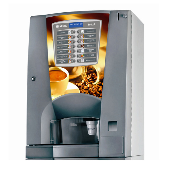 Necta Brio 3 aparat za tople napitke