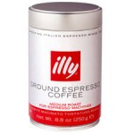 Ground Espresso Medium Roast  8.8 oz can