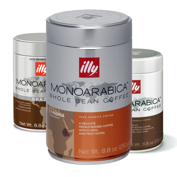 Monoarabica kava u zrnu